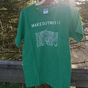 Kelly Green Band T-Shirt